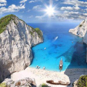 5 cele mai frumoase plaje din Grecia pe care trebuie să le vizitezi