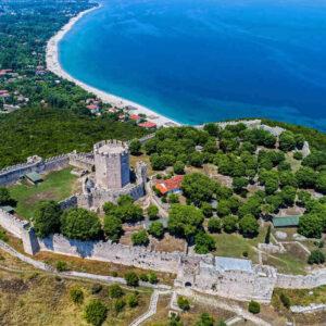 Cele mai frumoase castele din Grecia