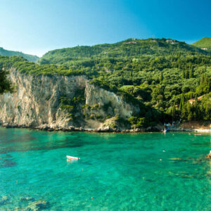 Insula de smarald a Greciei-Corfu