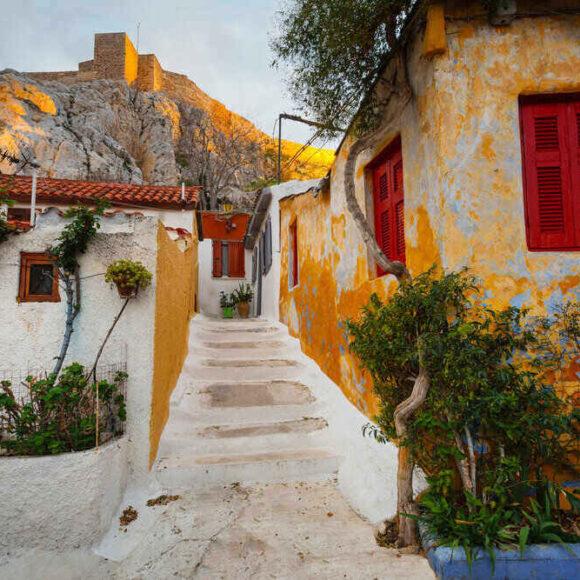 Cele mai instagramabile locuri ale Greciei