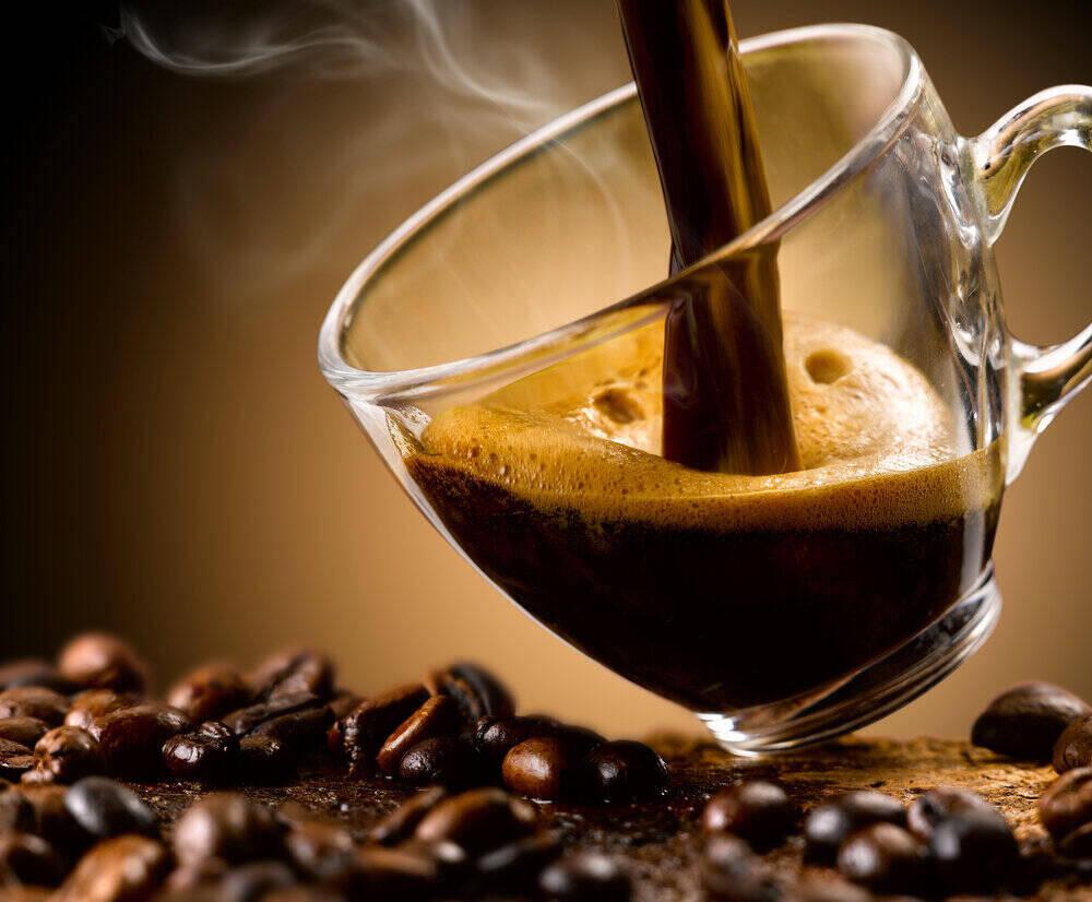 Cafeaua grecească, una cu poveste