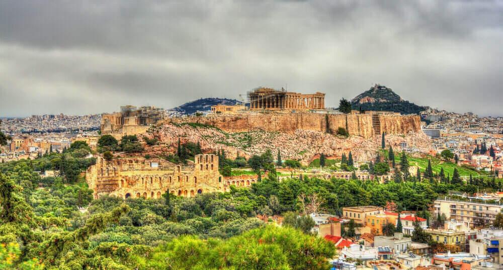 Muzee in Grecia
