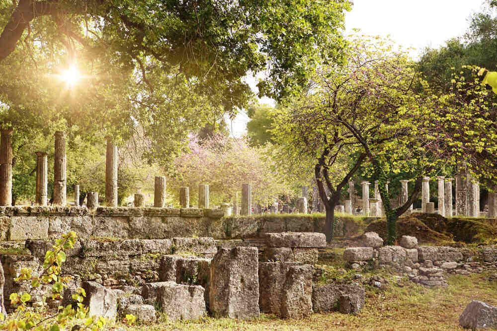 Muzeul Arheologic din Olimpia